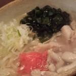 会津山塩ラーメン SIO-YA